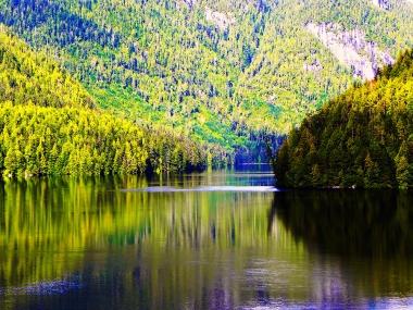 20496930-Clinkenbeard Alaskan reflection photograph (med)